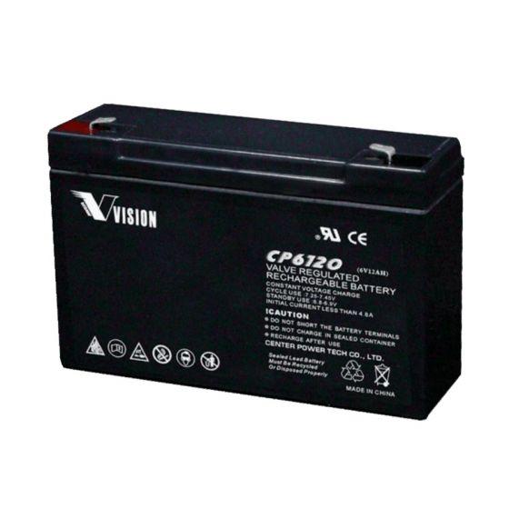Dangate 12 volt genopladeligt batteri