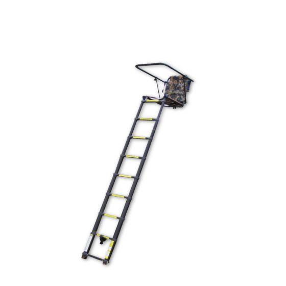 Dangate HS-50 teleskopisk jagtstige 3,3 m