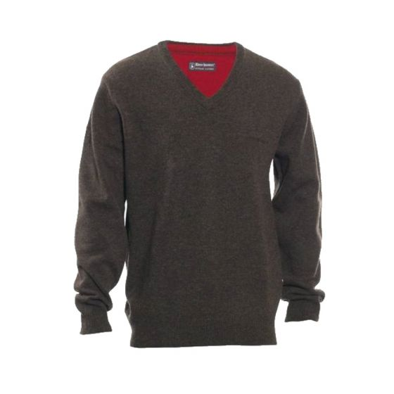 Deerhunter Hastings Knit v-neck sweater
