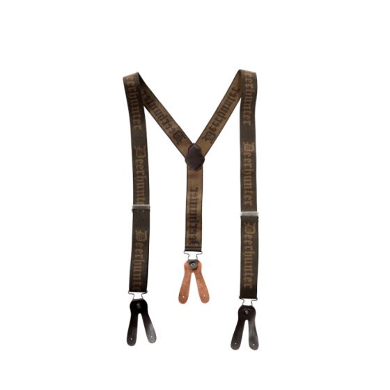 Deerhunter logo seler med stropper 130 cm