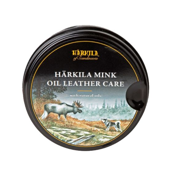 Härkila Mink Oil læderpleje 170 g