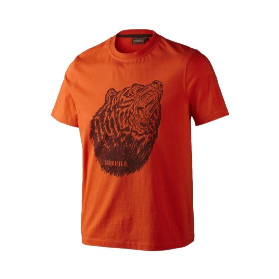 Härkila Fjal T-shirt orange