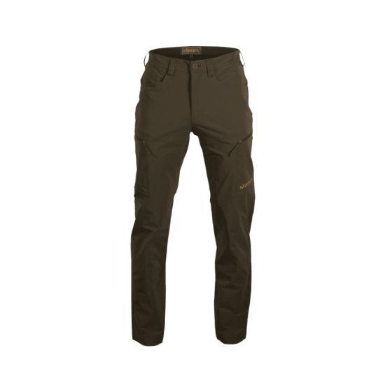 Härkila Trail bukser Willow Green med insektskjold