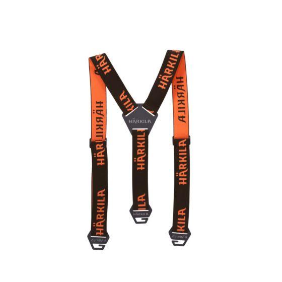 Härkila Wildboar Pro Tech seler Brown/Orange blaze