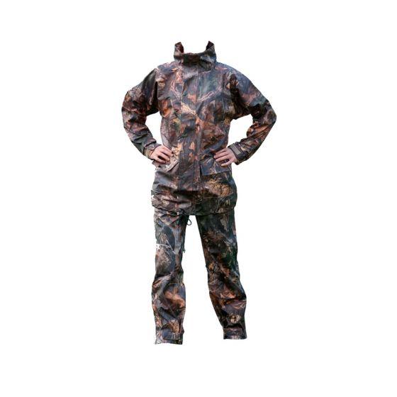 Ocean PU-regnsæt i camouflage