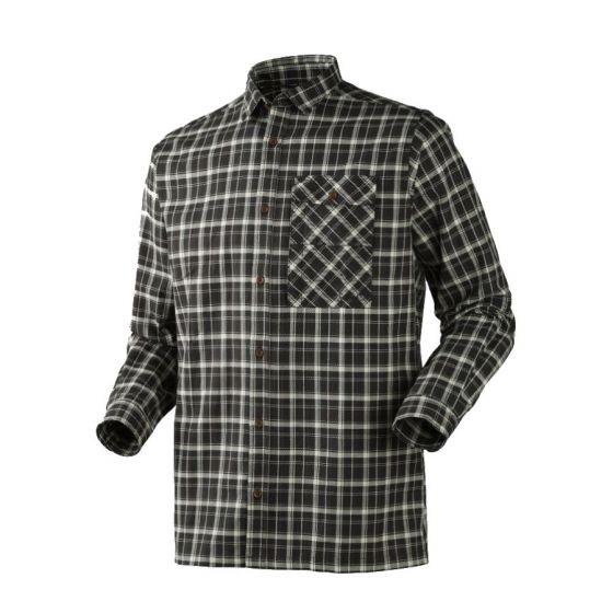 Seeland Helston Licorice skjorte