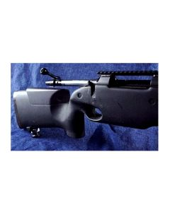 Custom 338 Lapua baneriffel