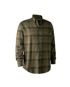 Deerhunter Kyle skjorte Green Check