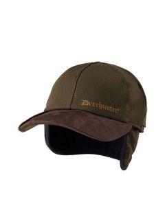 Deerhunter Muflon vendbar cap grøn