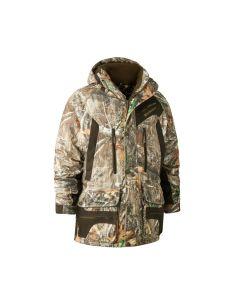 Deerhunter Muflon jakke lang camouflage