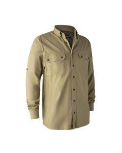 Deerhunter Reyburn Bamboo Cloudberry skjorte