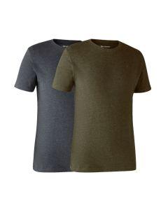 Deerhunter Basis 2-pak T-shirt