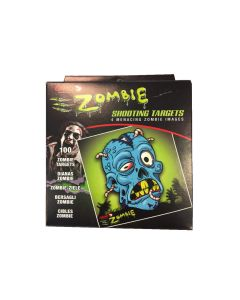 Gamo skydeskiver zombie 14x14 cm