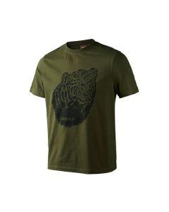 Härkila Fjal T-shirt grøn