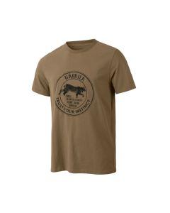 Härkila Lynx T-shirt khaki