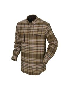 Härkila Eide khaki skjorte NY MODEL