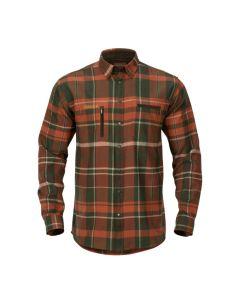 Härkila Eide Rust Check skjorte