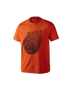 Härkila Fjal T-shirt orange