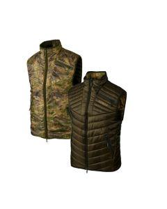 Härkila Lynx Insulated Reversible vendbar vest