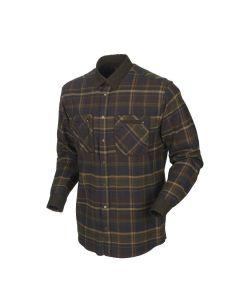 Härkila Pajala  Mellow Brown skjorte