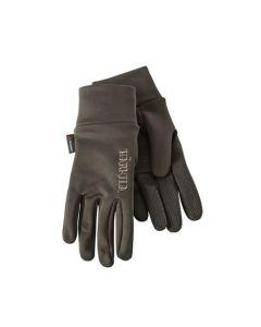 Härkila Power Liner handsker brun