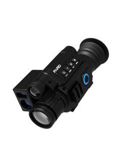 PARD NV008P LRF 6,5x-12x digital riffelkikkert med afstandsmåler og Wifi ny 2020 model