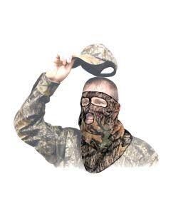 Primos camouflage 3/4 maske