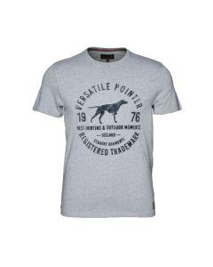 Seeland Aiden grå T-shirt