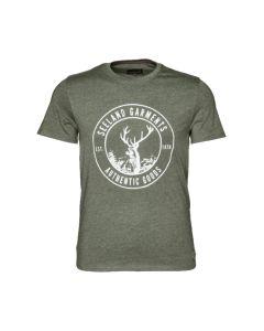 Seeland Aiden T-shirt grøn