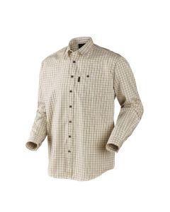 Seeland Preston Yellow Check skjorte