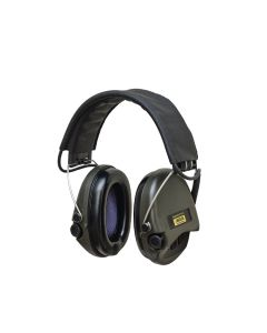 MSA Sordin Supreme Pro-X LED elektroniske høreværn grøn